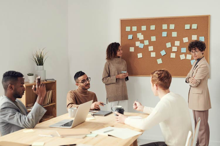 Enhancing collaboration