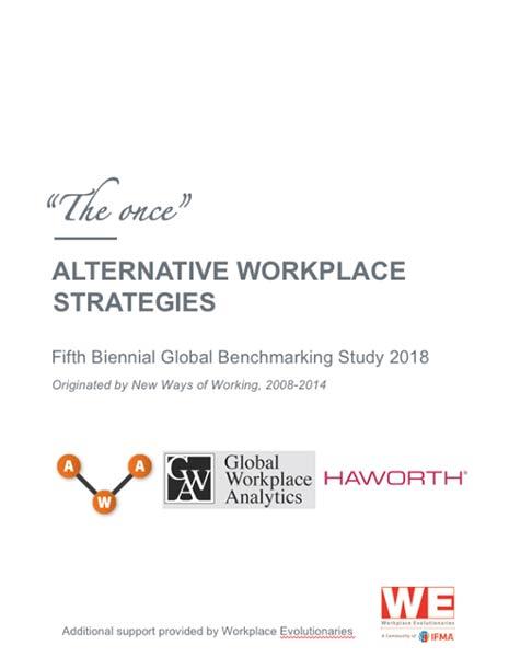 Alternative Workplace Strategies—Fifth Biennial Benchmarking Study
