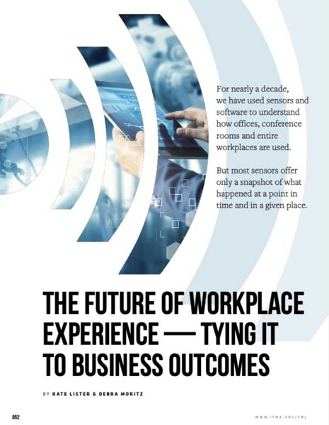 The Future of Workplace Experience-Tying it to Business Outcomes