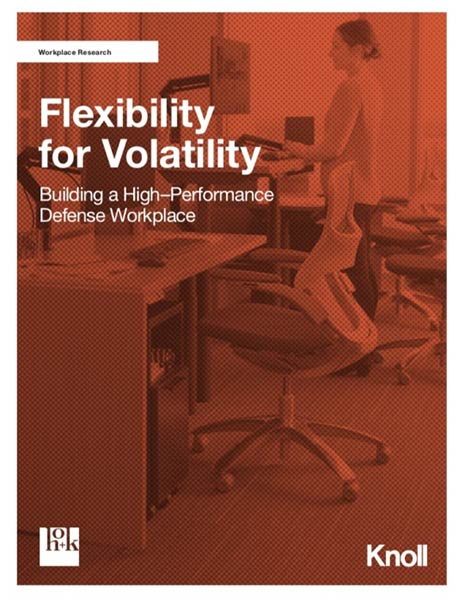 Flexibility for Volatility: Building a High-Performance Defense Workplace