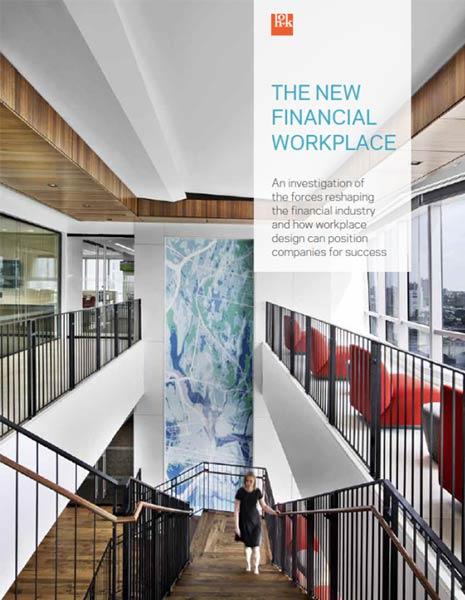 The New Financial Workplace