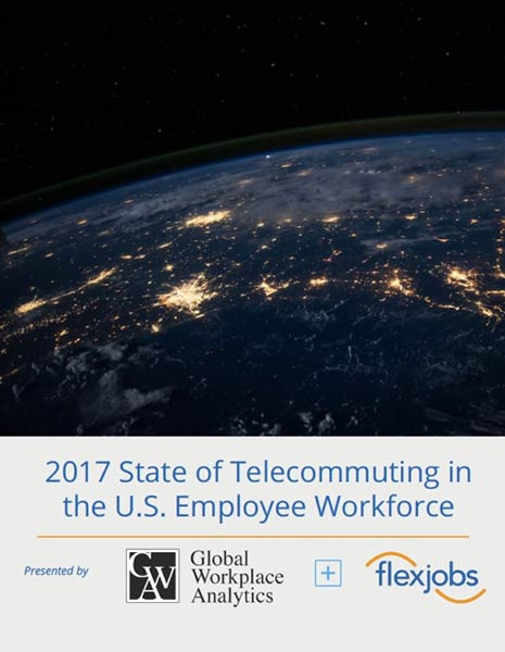 State of Telecommuting in the U.S.
